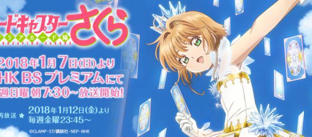 La nueva serie Card Captor Sakura Clear Card va ganando cada vez más corazones