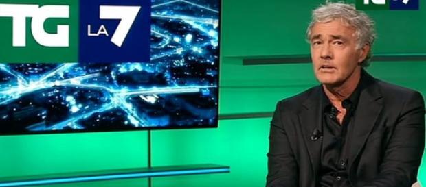 Massimo Giletti malore in diretta