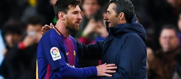Messi explota durante el Barça-Alavés- beinsports.com