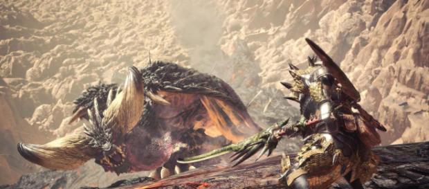Monster Hunter World review [Image via Capcom/Youtube]