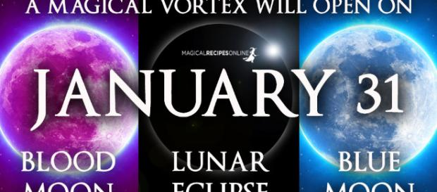 Total Lunar Eclipse January 31