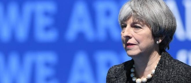 Theresa May sets up government unit tackling fake news and foreign intervention