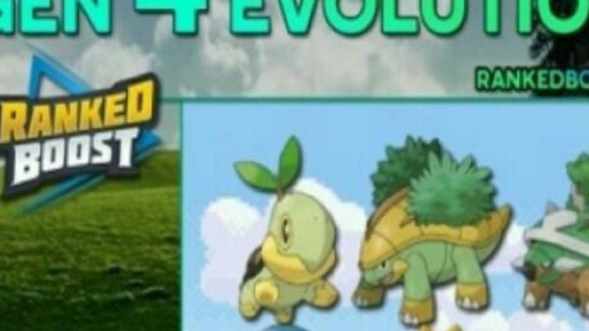 Actualización de la Cuarta Generación de Pokemon Go