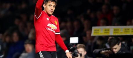 Alexis Sanchez directo al Man Utd