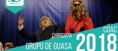 Carnaval Cádiz 2018 - La chirigota del Selu se ríe de su ... - vozpopuli.com