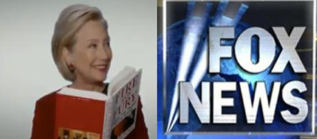 Hillary Clinton, Fox News, via Twitter