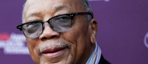 84-year-old music mogul Quincy Jones says he has 22 young girlfriends [Image: GQ/YouTube screenshot]