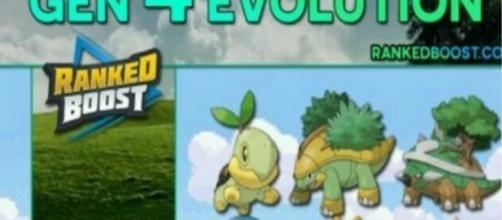 Actualización de la 4ta Generación de Pokemon Go