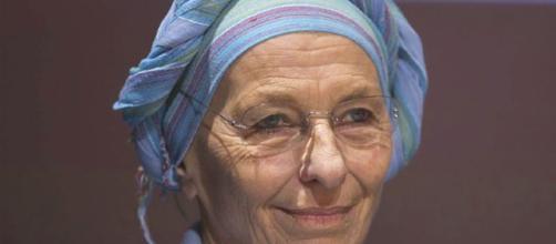 Emma Bonino non chiude la porta a un governo di larghe intese