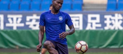 Brown Ideye se une al Málaga en transferencia