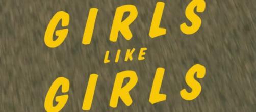 "© Extrait du clip ""Girls like girls"", Hayley Kiyoko, 2015"