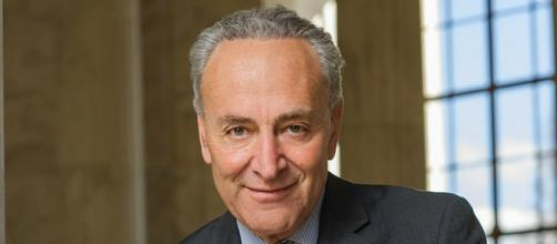Chuck Schumer getting ready to cave. - [US Senate Photographic Studio/Jeff McEvoy via Wikimedia Commons]