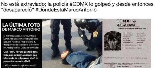 DondeEstaMarcoAntonio is trending - Top tweets on ... - ekla.in