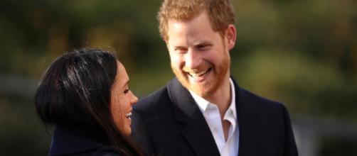 Esta foto explica por qué Harry y Meghan querrían una tarta ... - revistavanityfair.es