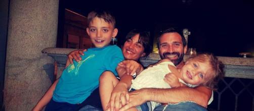 La famiglia Portesan protagonista del viaggio
