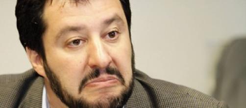 Matteo Salvini è il segretario della Lega