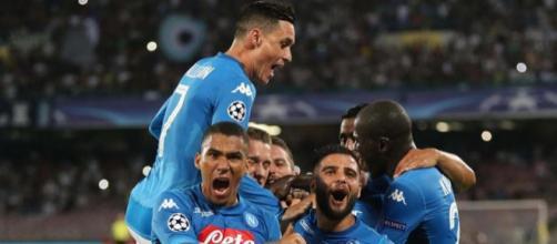 Napoli diritti televisivi della Champions League - hindustantimes.com