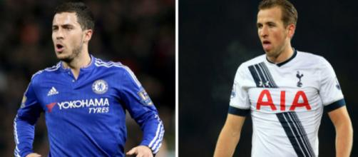 Real Madrid Tras Eden Hazard y Harry Kane