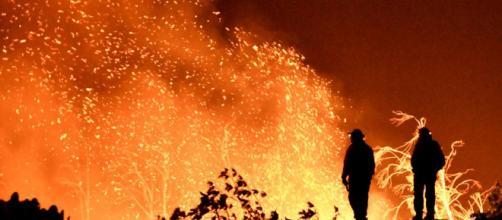 Thomas Fire de California batió récord como mayor incendio forestal en ... - newsweek.com