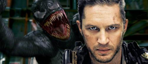 Tom Hardy estará como Venom, es decir será el protagonista.