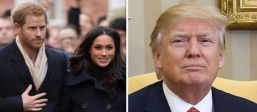 Trump confirma que no está invitado a la Boda Real - independent.co.uk