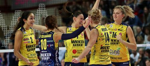 Volley femminile, Serie A1 2017-2018 – Sesta giornata: Conegliano ... - oasport.it