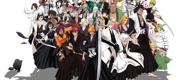 Bleach es uno de las series de anime mas famosas
