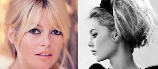 Brigitte Bardot actress and model muse fashion and make-up - rockmystyle.co.uk