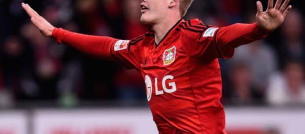 El jugador de Bayer Leverkusen dice que es posible un nuevo contrato con el equipo alemán