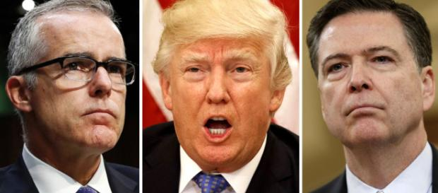 El Subdirector del FBI confirma que Trump le pidió lealtad a Comey ... - alertapolitica.org