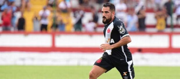 Escudero fez 20 jogos pelo Vasco