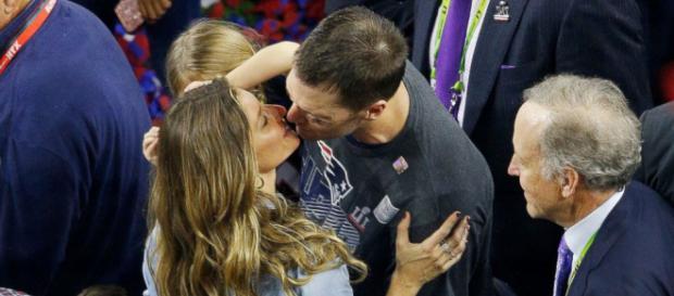 How Tom Brady and Gisele Bundchen Celebrated Patriots' Super Bowl ... - go.com