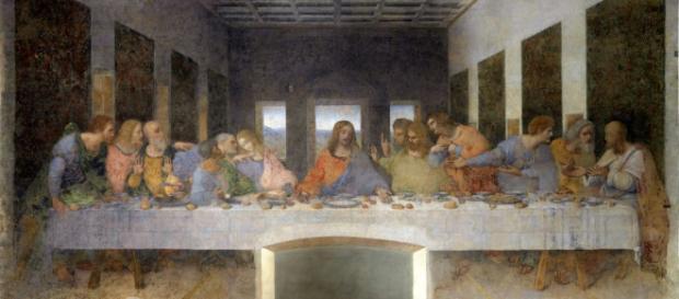 Leonardo Da Vinci, il cenacolo (Foto - gioia.it)