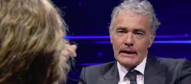 Massimo Giletti ha un malore a Non è l'Arena: diretta interrotta