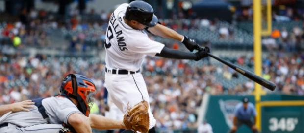 Nick Castellanos wants to be a Detroit Tiger for his entire career. [Image via MLB.com/YouTube]