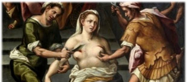 5 de febrero: Santa Águeda, la patrona de las mujeres