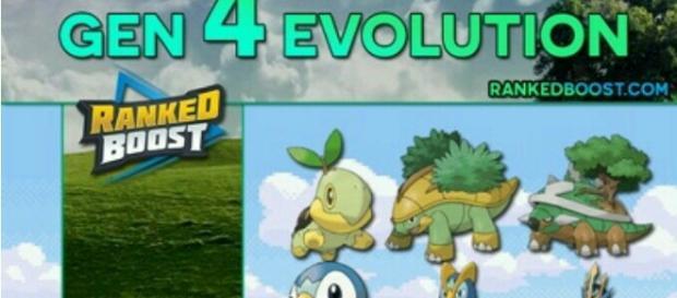 Pokémon Go Gen 4 Evolution. (Image Credit : Ranked Boost / Facebook)