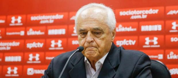 Saída de jogador não prejudicará time do São Paulo