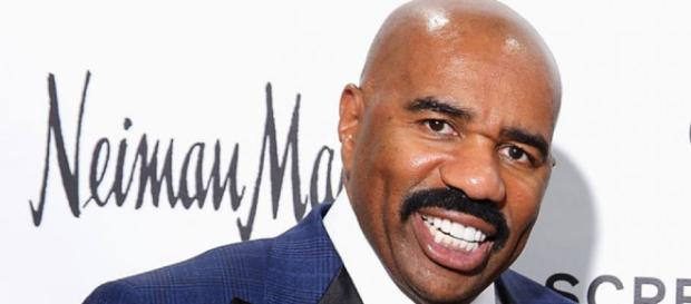 Steve Harvey - Hollywood (Image Credit: ET/Youtube screencap)