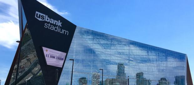 U.S. Bank Stadium será o grande palco do Super Bowl LII.