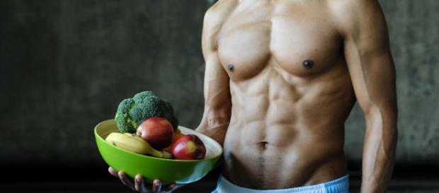 Vegan Abnehmen: Drei gesunde einfache und schmackhafte Rezepte für den Sixpack Photography Roman Novitzky VeganFood-FitnessCoach