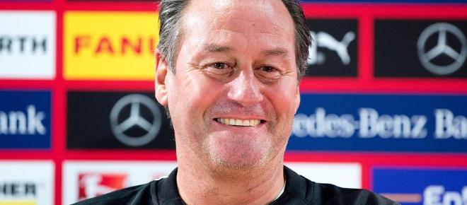 Mega-Comeback: Kehrt VfB-Retter Huub Stevens nach Stuttgart zurück?
