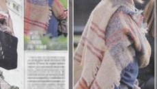 Ambra Angiolini aspetta un figlio da Massimiliano Allegri? La foto sospetta
