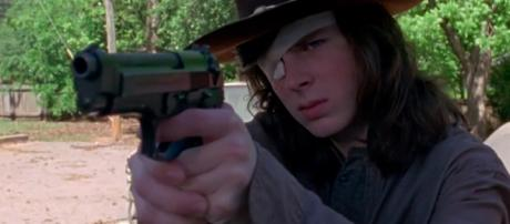 Carl Grimes (Chandler Riggs) / TWD
