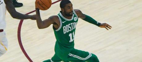 Kyrie Irving talks Cavaliers trade - [Image by Erik Drost / Wikimedia Commons CC BY 2.0]