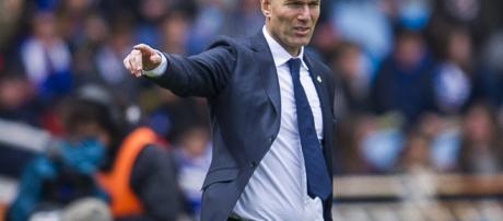 Os desafios de Zidane para 2018