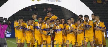 Tigres de UANL buscará defender su corona este 2018 y colocarse entre los más ganadores de México