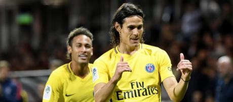 Tout se passe bien entre Cavani et Neymar ?