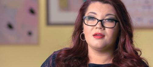 Amber Portwood appears on a 'Teen Mom' special. [Photo via MTV/YouTube]