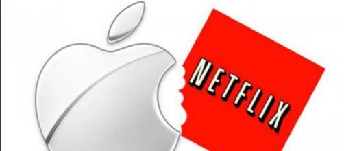 Apple dueña de Netflix, Disney y otras grandes empresas, ¿es posible?